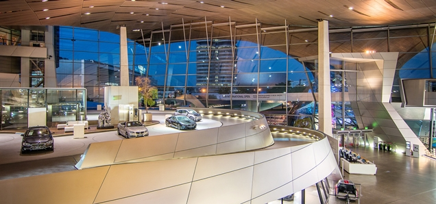BMW museum/Welt
