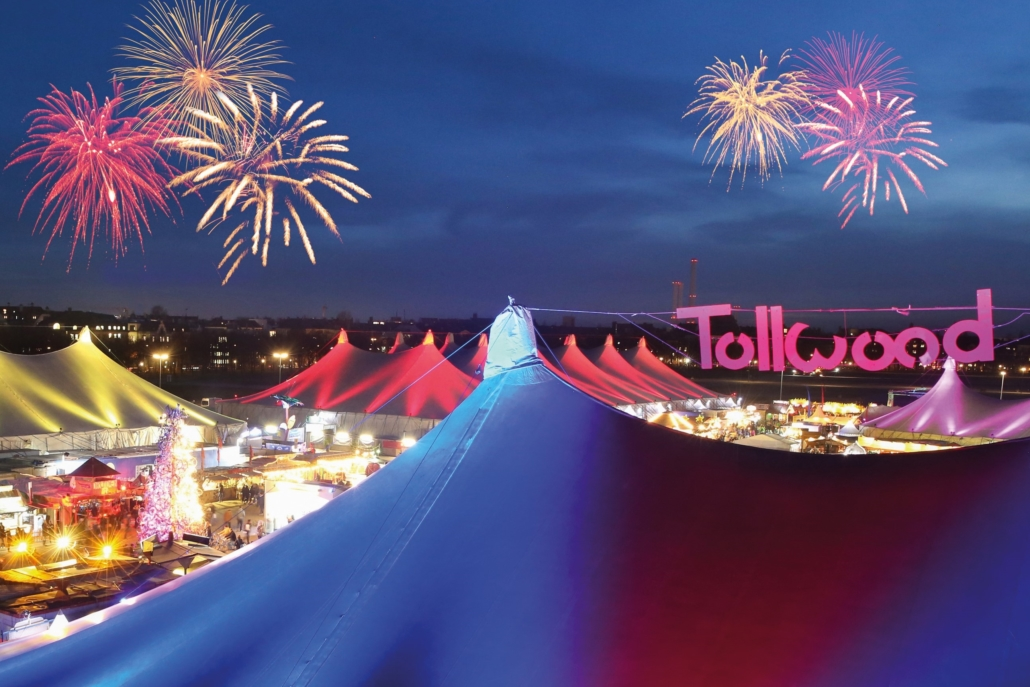 tollwood festival and fireworks